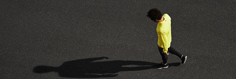 Runner's Silhouette