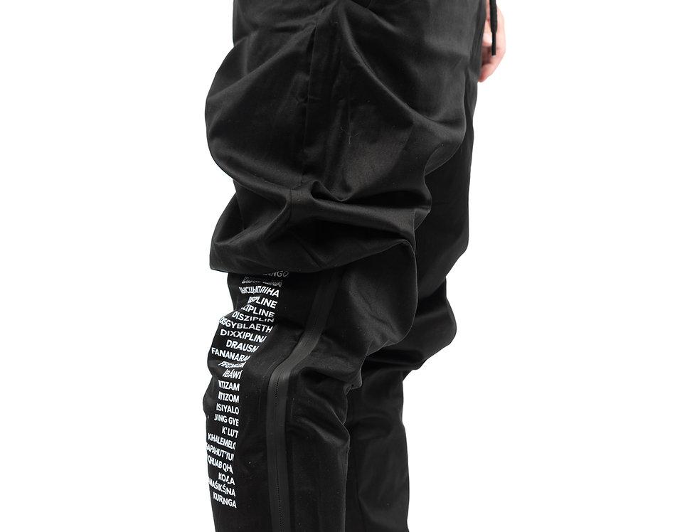 Pantalone muske sa rajferslusima - Vitto