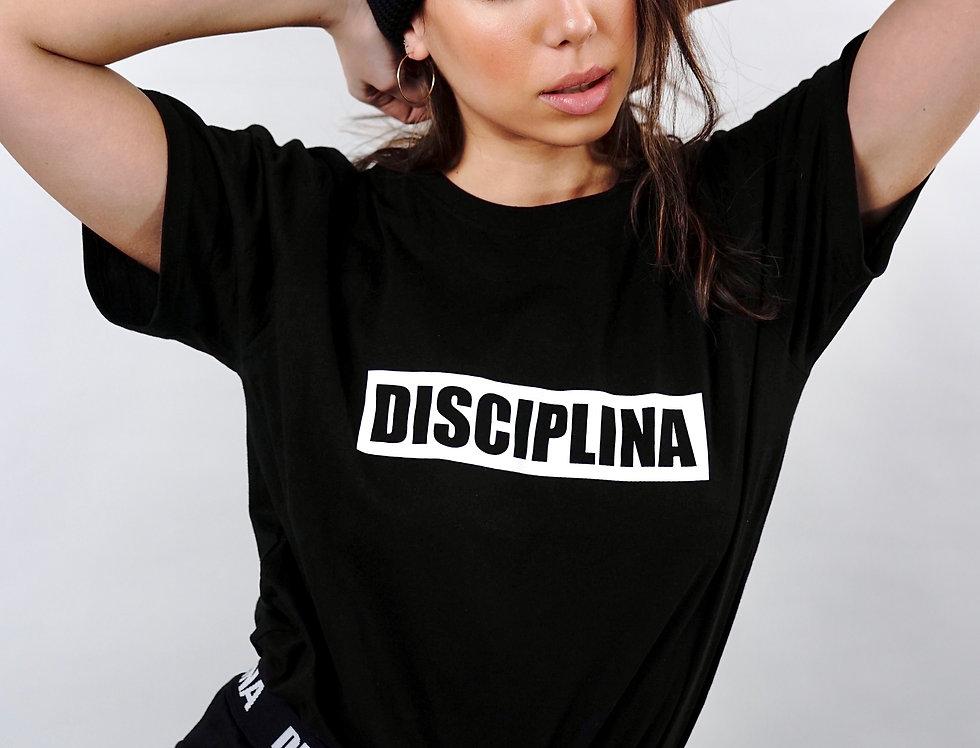 Majica Logo Klasik - Disciplina