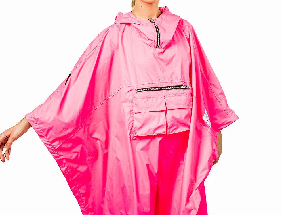 Poncho Raincoat Bag - Make A Scene