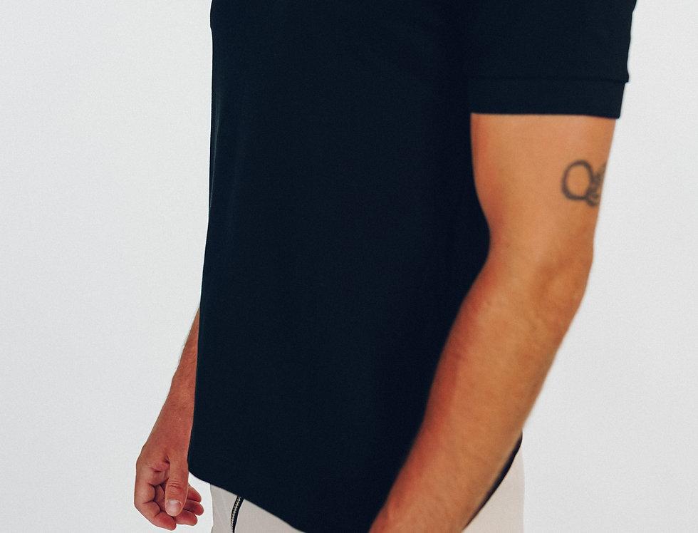 Majica sa kragnicom i vezom - Filip