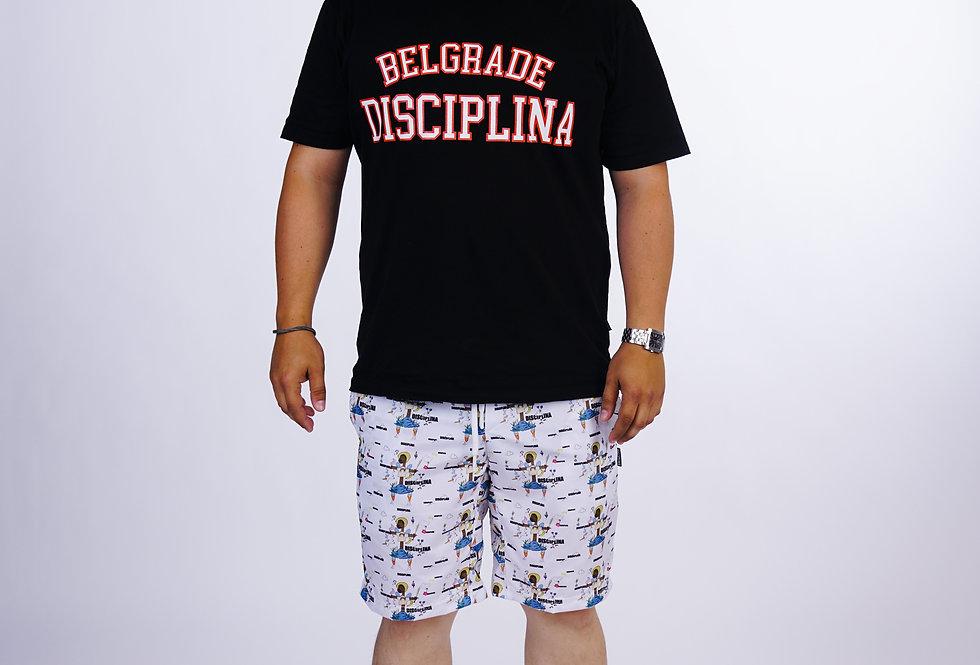 Bermude Muske Sa Stampom - Bogdan