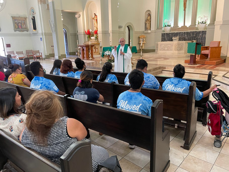 Camp Salesian - Keeping our Mission alive!