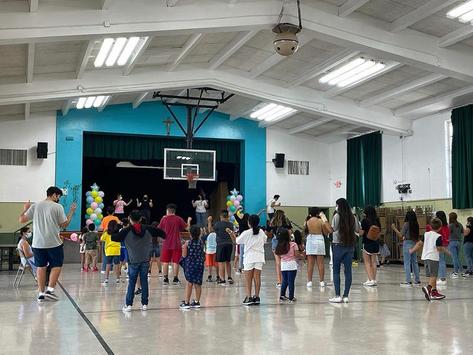 Don Bosco festive oratory is alive in Los Angeles