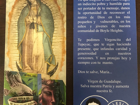 Who is Our Lady of Guadalupe? by Luis Chacon