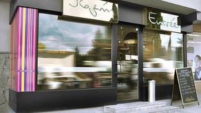 Entree - European coffee shop