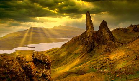 Isle of Skye - The Old Man of Storr
