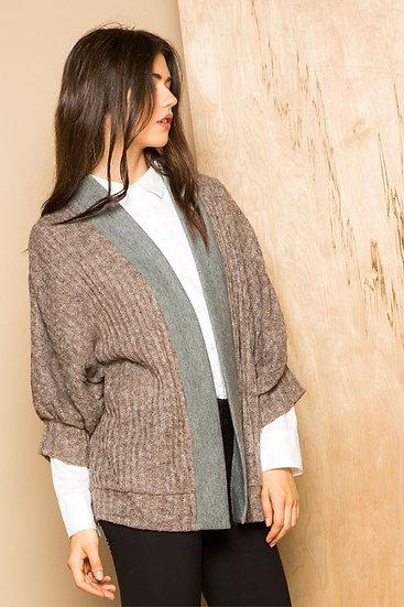 Cocoon Sweater Cardigan