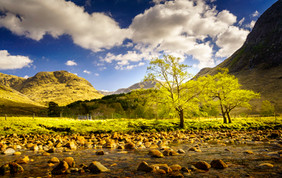 Glen Coe - Schottland