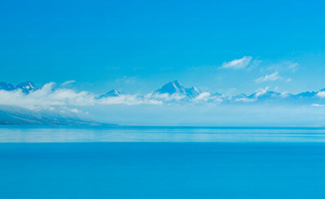 Lake Tekapo und Mount Cook