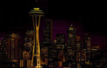 Space Needle - Seattle