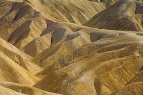 Zabriskie Point - Death Valley - Nevada