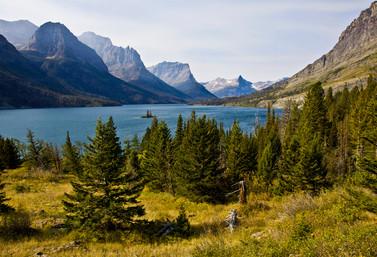 Glacier Nationalpark - Montana