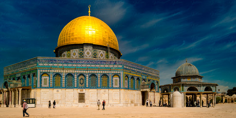 Felsendom - Jerusalem