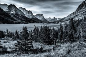 Saint Mary Lake - Montana