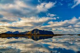 High Tide Sandøya