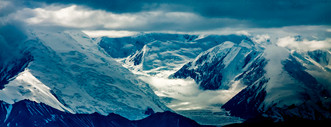 Mount McKinley Massiv - Alaska