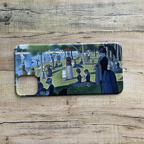 A SUNDAY AFTERNOON ON THE ISLAND OF LA GRANDE JATTE FOR IPHONE 11 SERIES