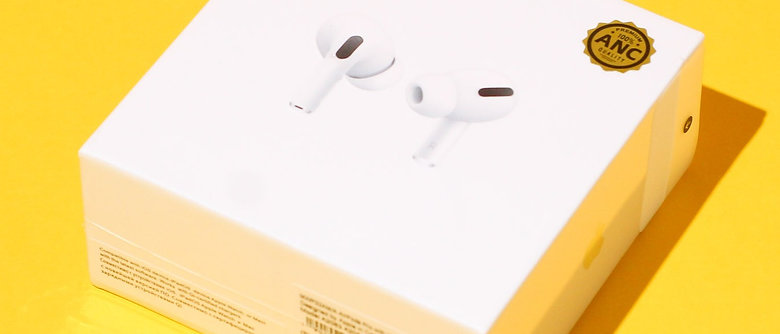 ANC Airpods Pro Aug 2021