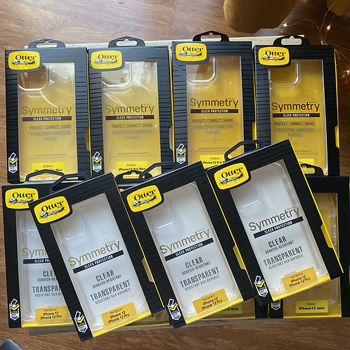 CLEAR OTTERBOX