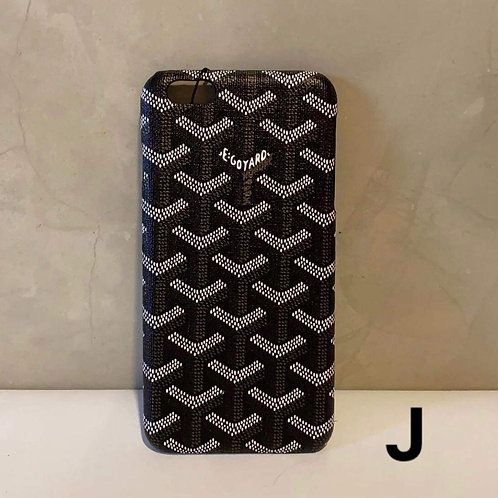 IPHONE 6P/6SP HARD CASE A to N