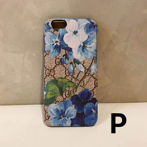 IPHONE 6/6S HARD CASE P to V