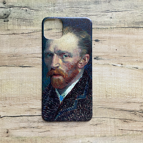 VAN GOGH BACK COVER FOR IPHONE 11 SERIES