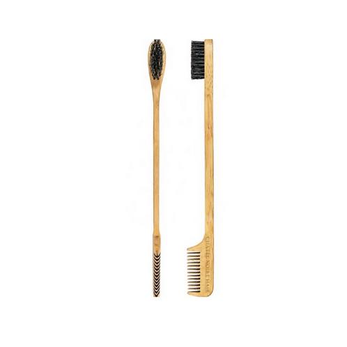 Bamboo 'All Natural' Edge Brush