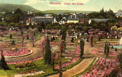 Carte postale années 1920