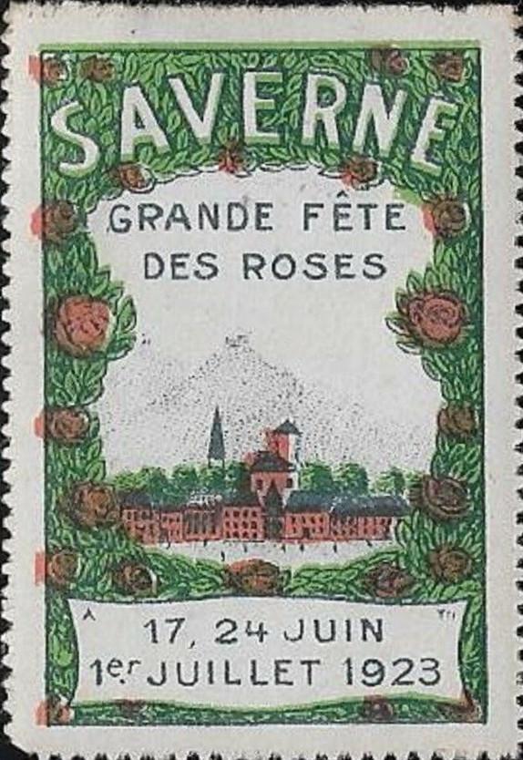 Vignette de 1923