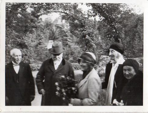 Visite du Président du Conseil Raymond Poincaré, 1931