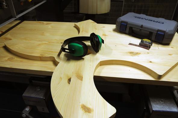 CNC WORK (Table Legs)