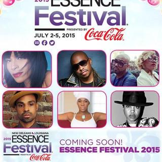 ESSENCE Festival (2015)