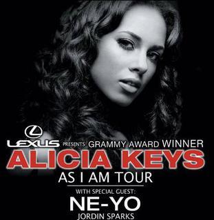 As I Am Tour (2009 - 2011)