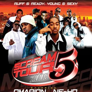 Scream Tour 5 (2006)