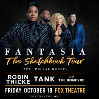 The Sketchbook Tour (2019)