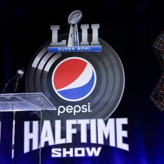 LII Superbowl Pepsi Halftime Show (2018)