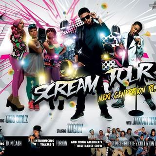 Scream Tour Next Generation Pt 2 (2013)