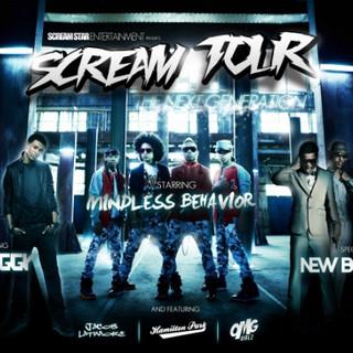 Scream Tour Next Generation Pt 1 (2012)