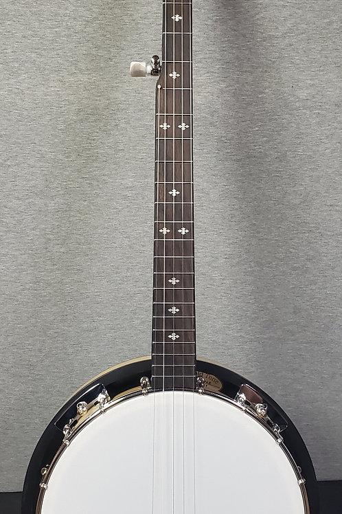 Gold Tone Cripple Creek CC-110R Banjo with Gig Bag