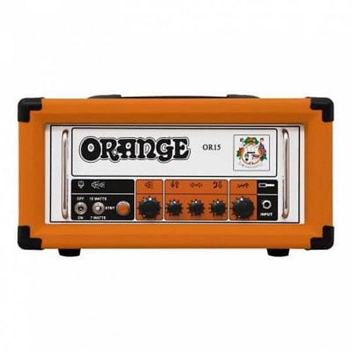 Orange OR15 15/7 Watts With 2 EL84 Valves