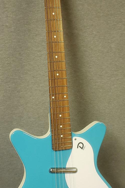 Danelectro '59 NOS+ Baby Come Back Blue