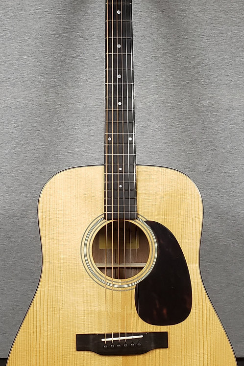 Eastman E10D-TC with Hard Shell Case