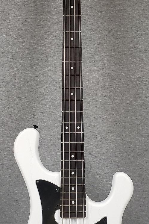 Dean Hillsboro Select Satin White Bass - HB SEL SWH