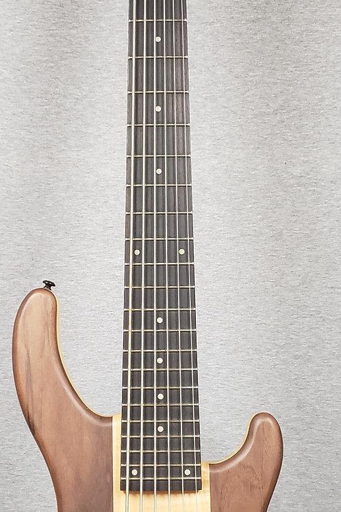 Dean Select Edge 6 String Bass - Walnut Satin