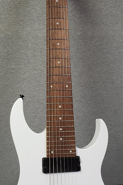 Ibanez RG8WH 8 String Electric Guitar
