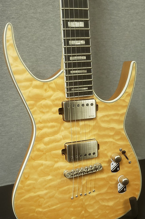 Dean Exile QM SN Select Quilt Top Natural Satin