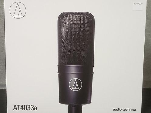 Audio-Technica 4033 Microphone