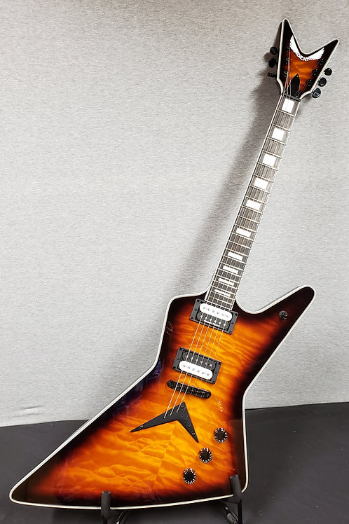 Dean Z Select Quilt Top Brazilla Electric Guitar