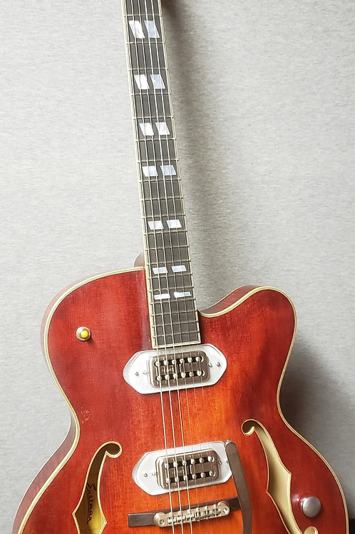 Eastman T58/V with Hard Shell Case
